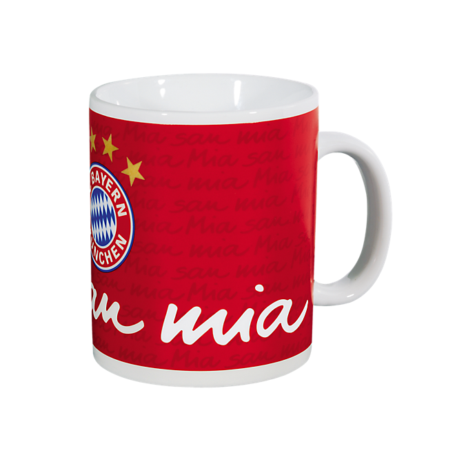 Coffee Cup Mia San Mia