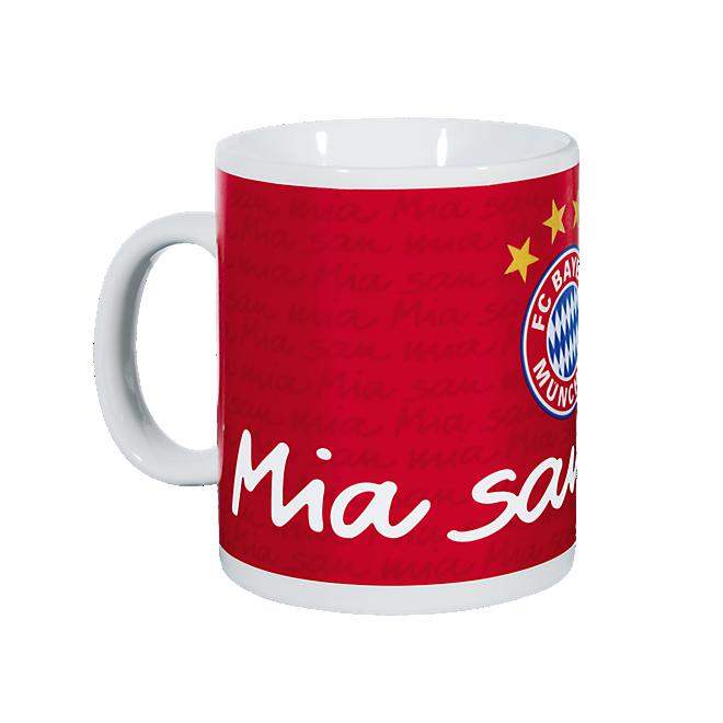 Kaffeebecher Mia San Mia