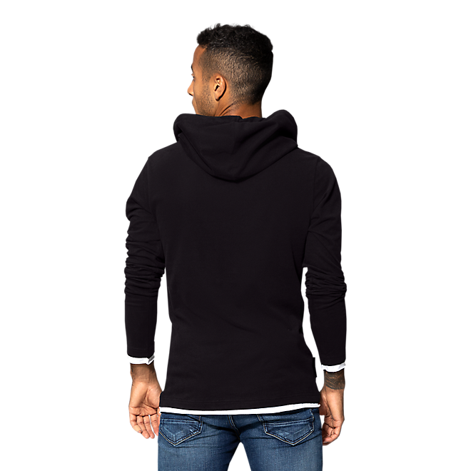 Hooded Longleeve Big Logo