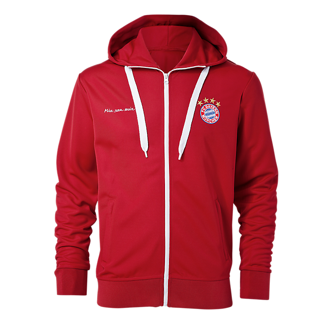 Kapuzen Track Top