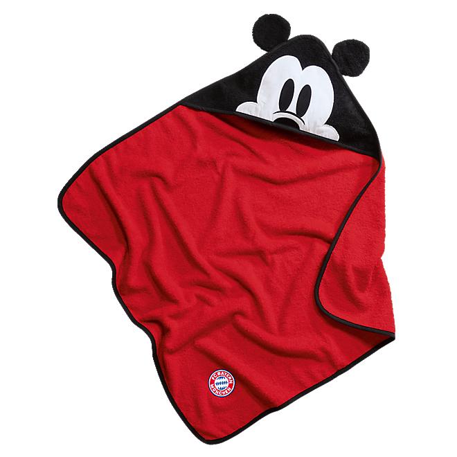 Hoodie-Towel Disney Mickey Mouse