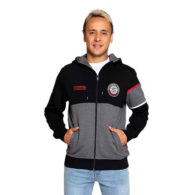 Hooded Jacket Rekordmeister