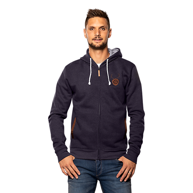 Hooded Jacket Tracht