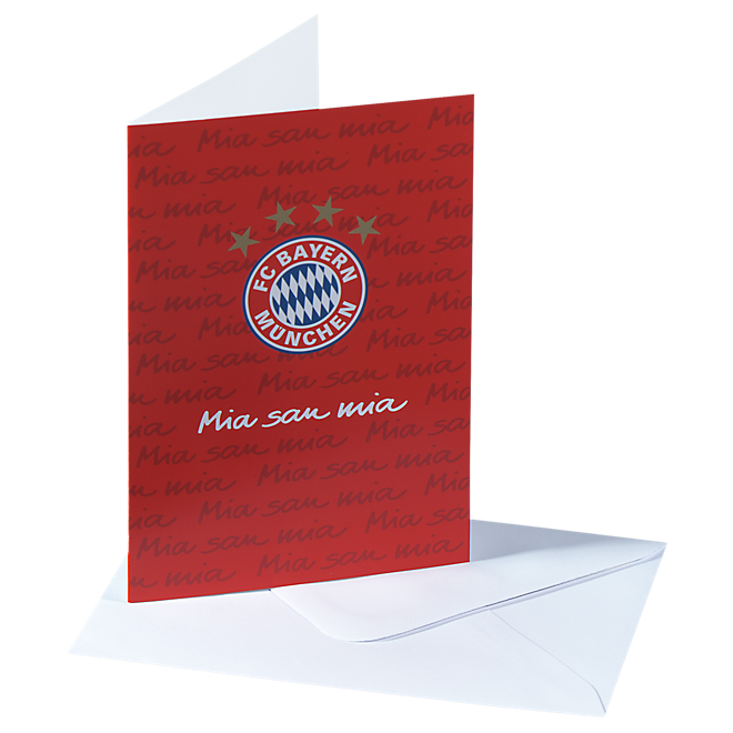 Card Mia san mia