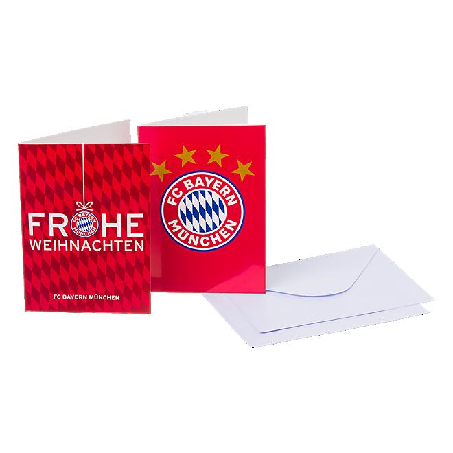 Card-Set Merry Christmas/Logo