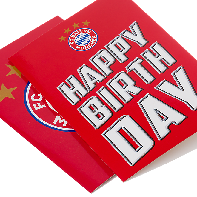 Card-Set Happy Birthday/Logo
