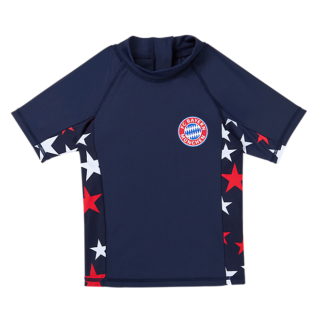 Kids Star Pattern Wetsuit Top