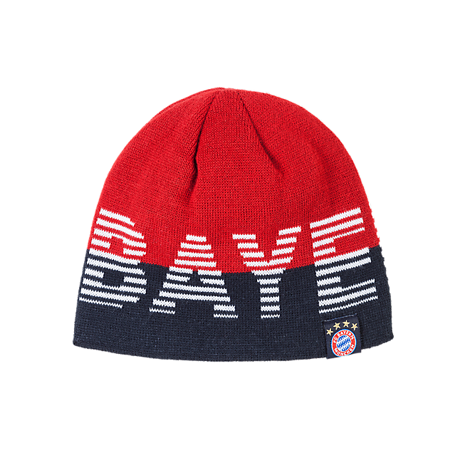 Kinder Beanie FC Bayern