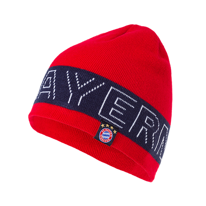 Childrens Beanie FC Bayern