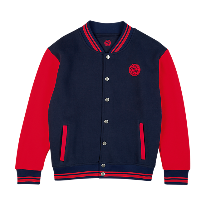 College Jacket Kids FC Bayern 1900