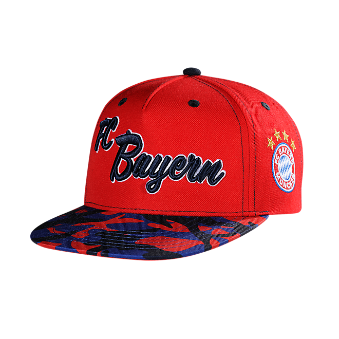 Kinder Flatcap FC Bayern