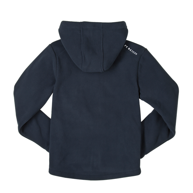 Fleece Jacket Logo Kids