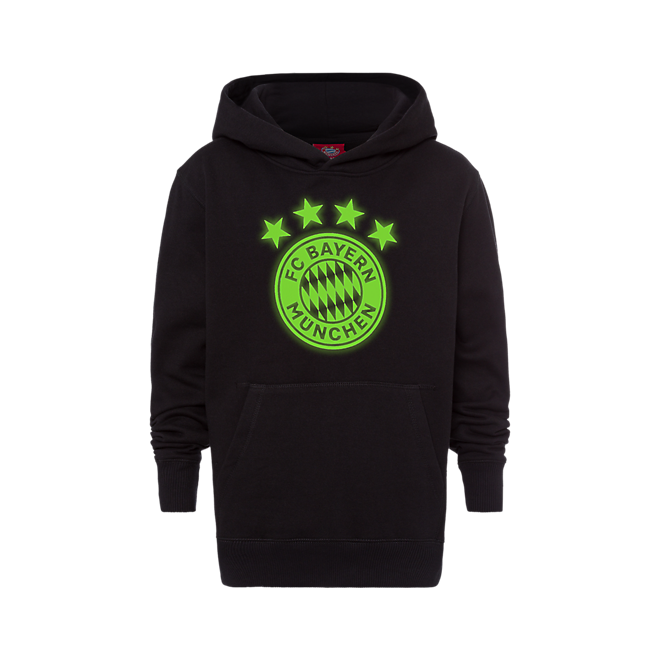 Childrens Hoodie Glow in The Dark