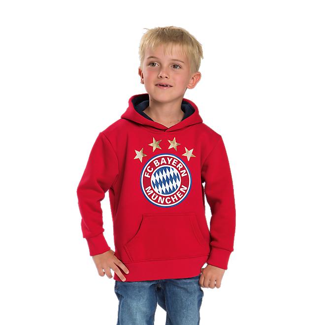 Kinder Hoodie Logo