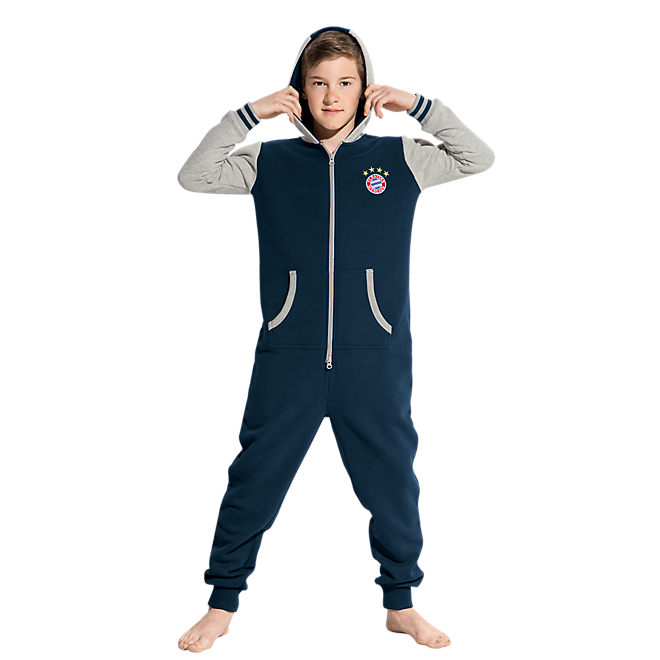 Kinder Jumpsuit Logo