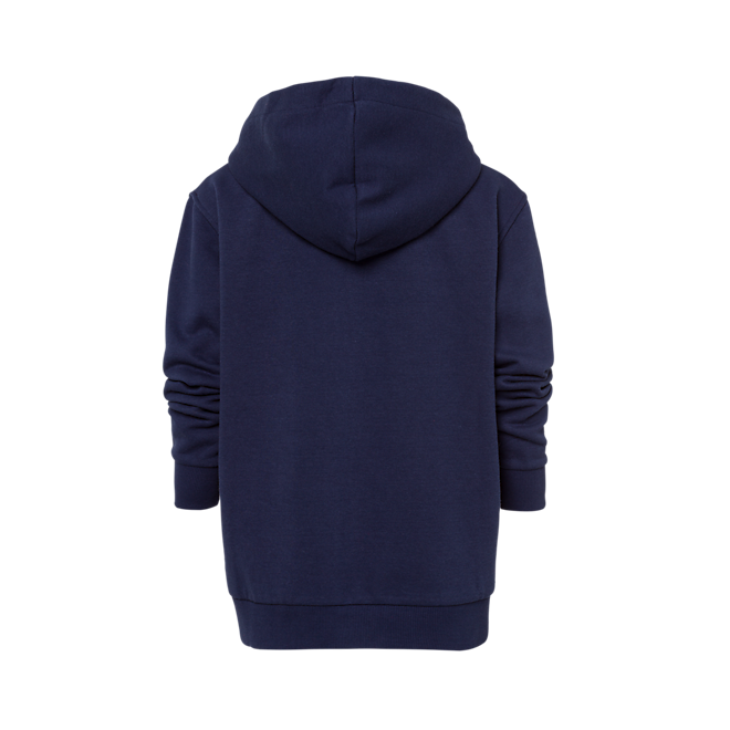 Childrens Hooded Classic Navy