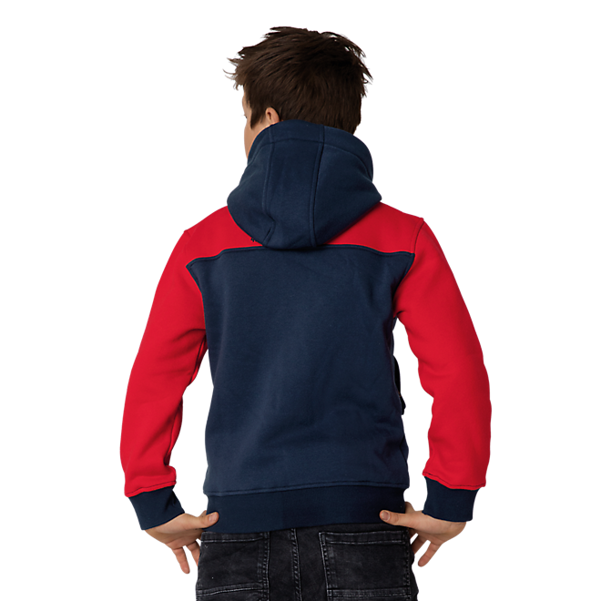 Childrens Hooded Jacket Rekordmeister