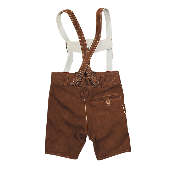 Traditional Bavarian Leather Shorts Kids