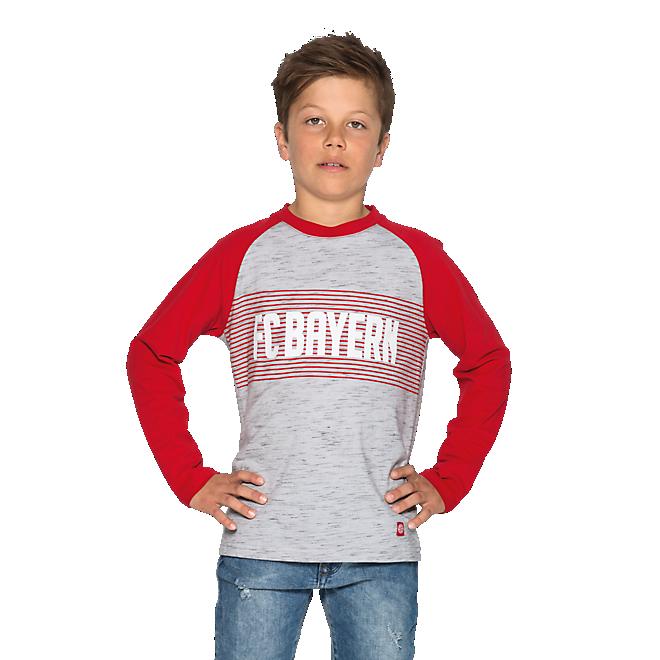 Kinder Longsleeve FC Bayern