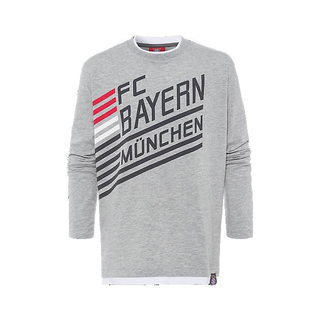 Childrens Longsleeve FC Bayern München