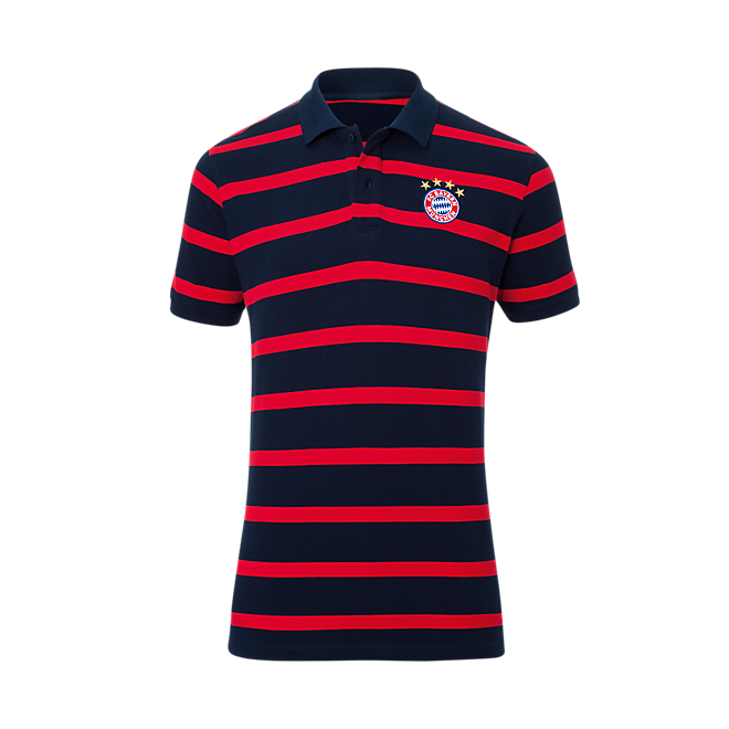 Kinder Poloshirt Classic Stripes