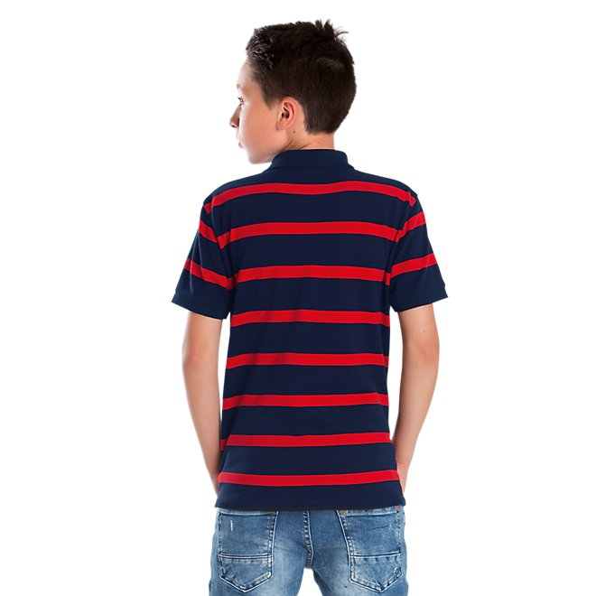 Kids Polo Shirt Classic Stripes