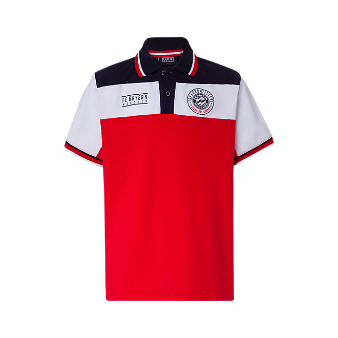 Childrens Polo Shirt Rekordmeister