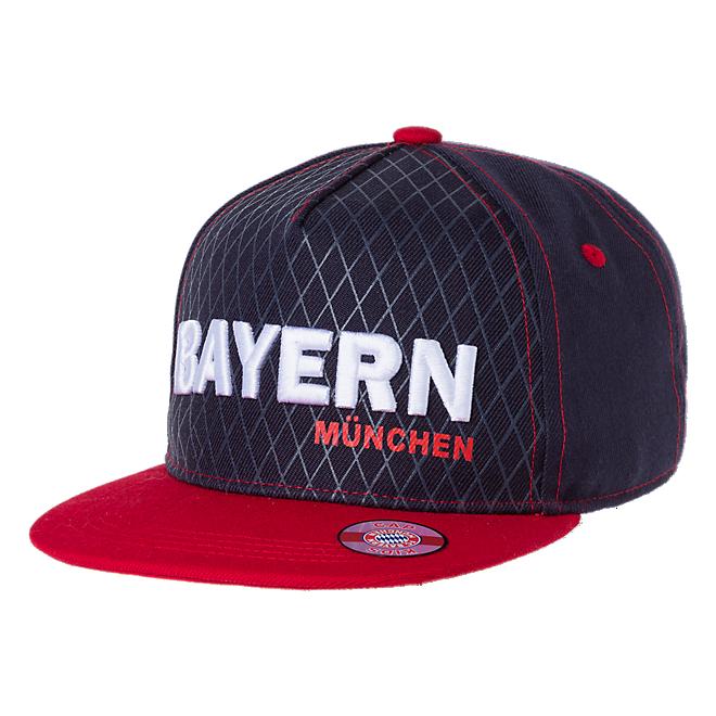 Gorra Snapback para niños del Bayern de Múnich