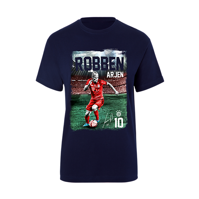 Kinder Spieler T-Shirt Arjen Robben