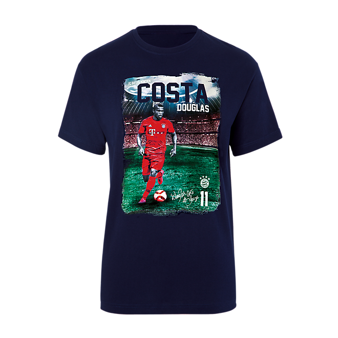 Player T-Shirt Kids Douglas Costa