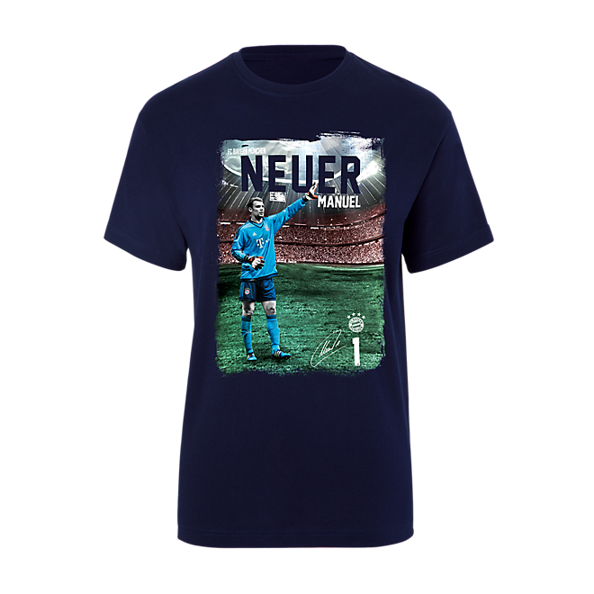 Player T-Shirt Kids Manuel Neuer