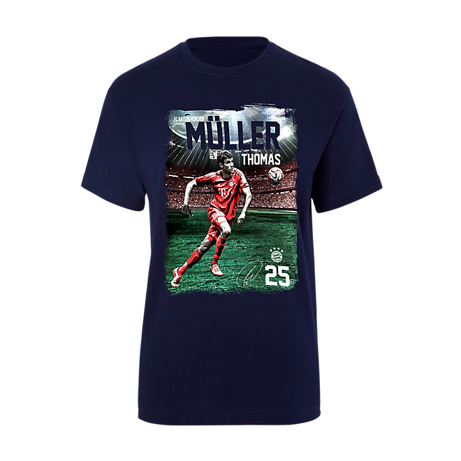 Player T-Shirt Kids Thomas Müller