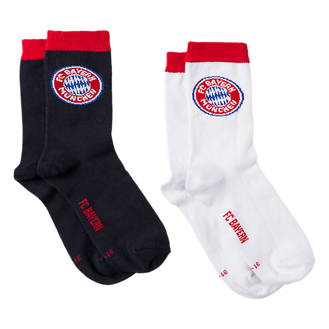 Sport socks kids Set of 2