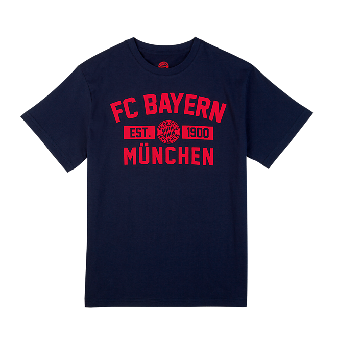 T-Shirt Kids FC Bayern 1900
