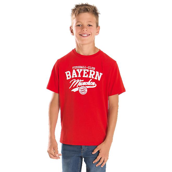 Kids T-Shirt Fußball-Club Bayern München