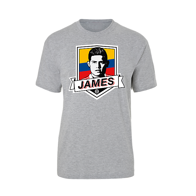 T-Shirt James Rodriguez Colombia Kids
