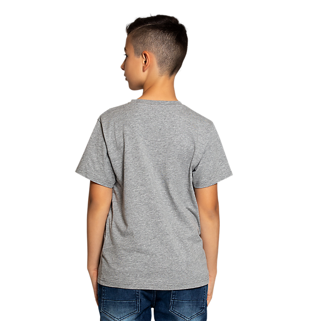 Childrens T-Shirt Rhombus Grey