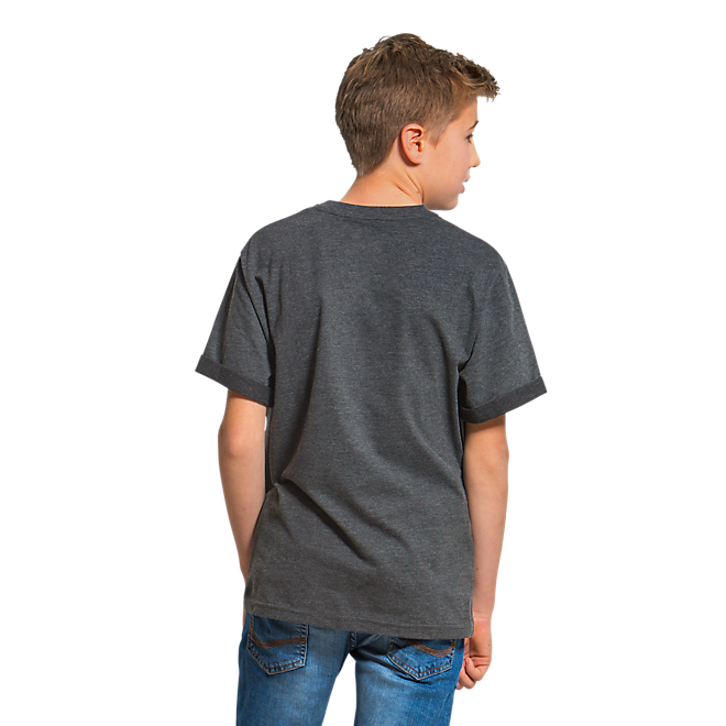 T-Shirt Kids Diamond anthracite
