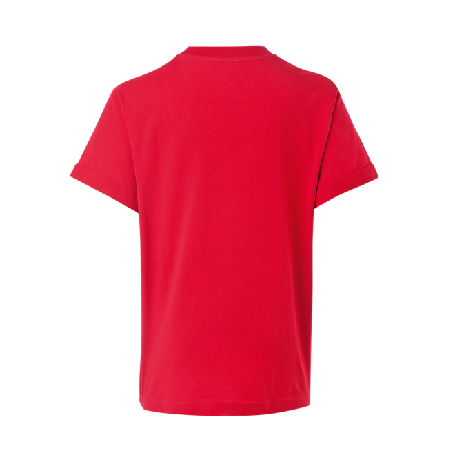 T-Shirt Kids Diamond red