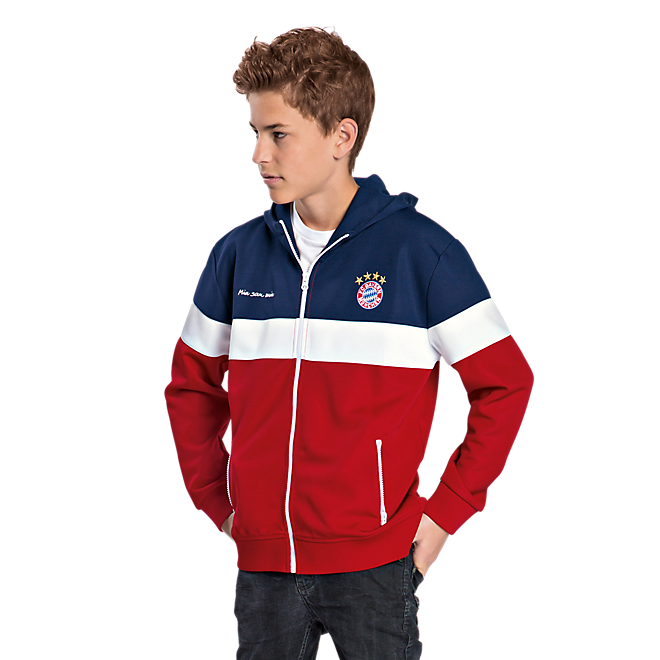 Kids Tracksuit Top Stripes