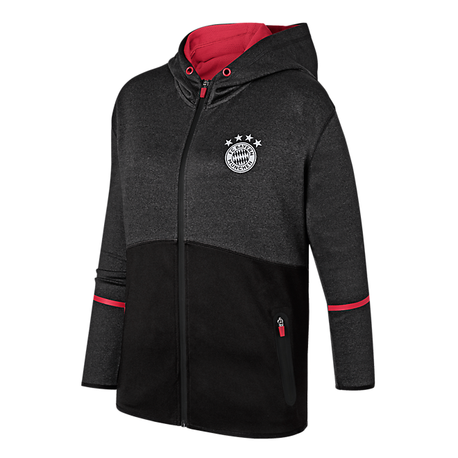 Kids Training Jacket FCB Sports