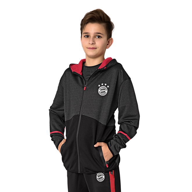 Kinder Trainingsjacke FCB Sports