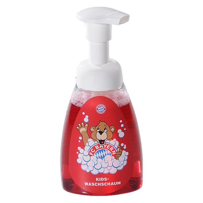 Kids wash foam