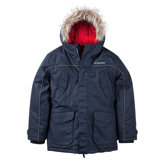 Kids Winter Parka