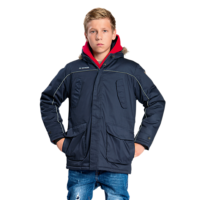 Kinder Winter-Parka