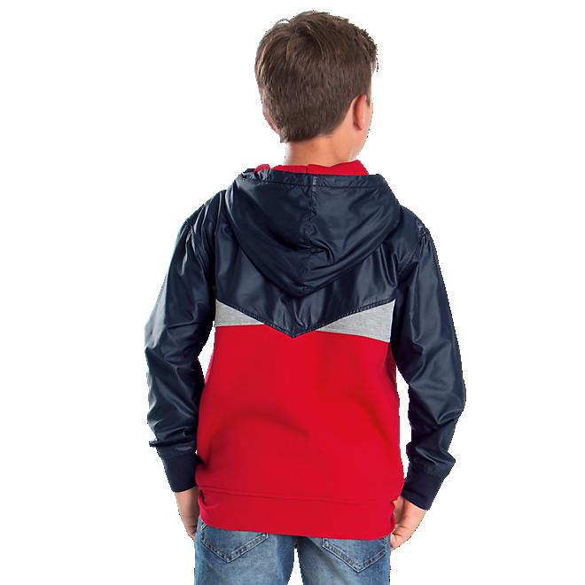 Kinder Zip-Jacke