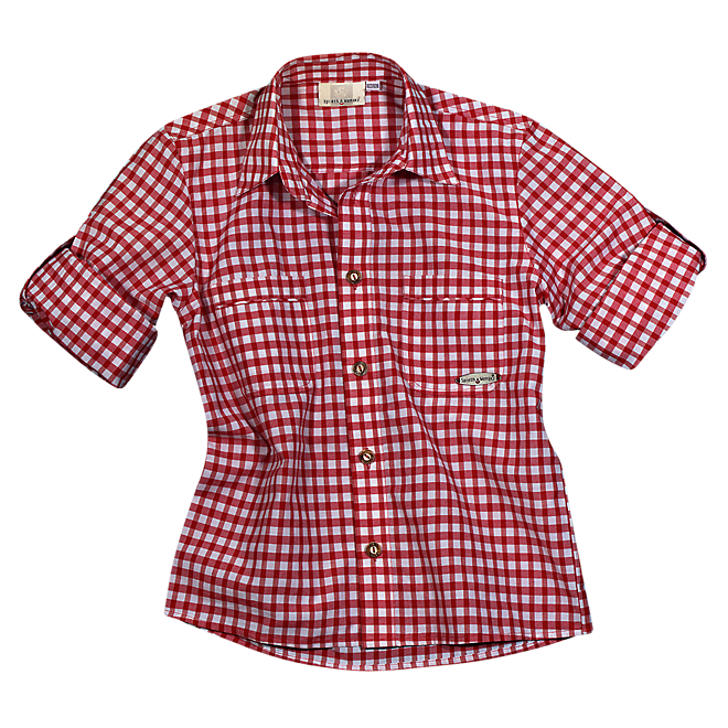 Traditional Bavarian Kids Shirt