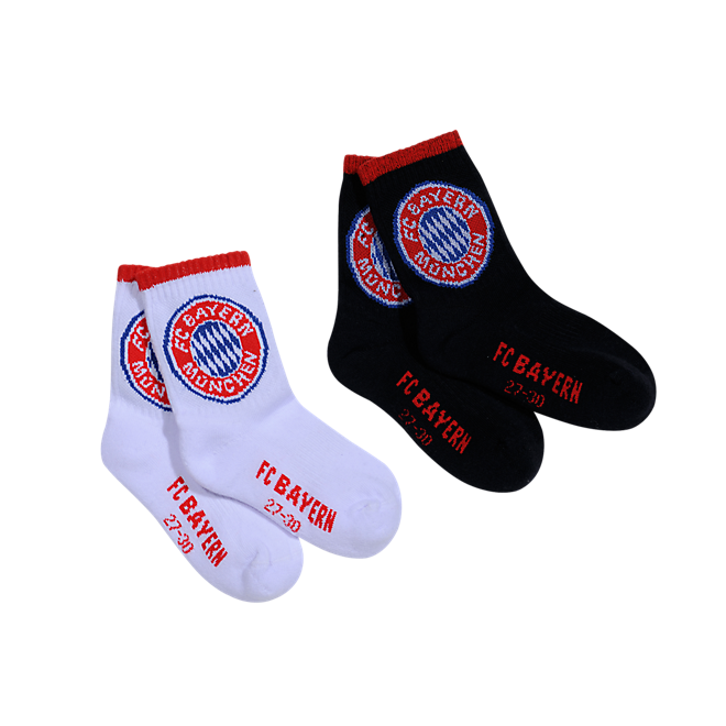 Kindersportsocken 2er-Set