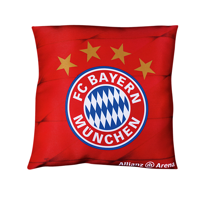 kissen allianz arena offizieller fc bayern fanshop. Black Bedroom Furniture Sets. Home Design Ideas