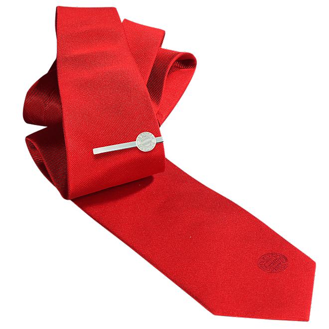 Tie Clip Logo